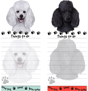 Poodle Notepads